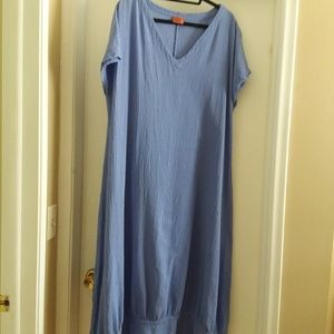 Oh My Gauze Dress - Maxi-EUC
